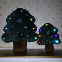 2016 New Design Christmas Tree Led Toy