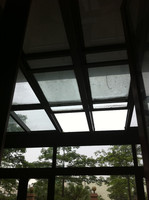 Sun Room /Glass House Automatic Aluminium Skylight Sliding Window