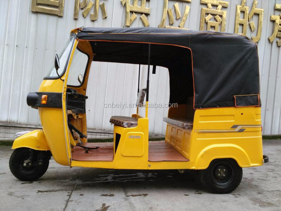 good quality three wheeler auto rickshaw tuk tuk for sale