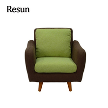 Resun l shape fabric sofa living room <strong>furniture</strong> 5823