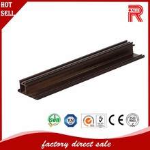 China Top Quality Aluminum Profile for screen window/sliding window track /awing window