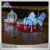 Alibabba Best Wholesale christmas decoration led light reindeer/mall christmas decoration