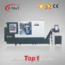 STL8 automatic slant bed CNC lathe turning center machine competitive price with Fanuc system