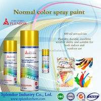 High quality acrylic Spray Paint price low / graffiti spray paint/ acrylic-based paint super hydrophobic