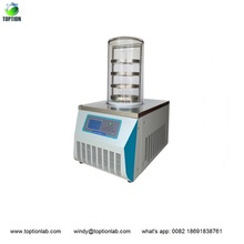 Mini Drying Machine lab Freeze dryer for food,fruit,vegetable/Lyophilizer price
