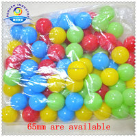 Cheap Hollow Plastic Bouncing Balls/Plastic Hollow Ball Mould