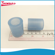 food/medical grade soft custom medical silicone rubber tube/hose sleeve silicone hose sleeve with ID 30mm