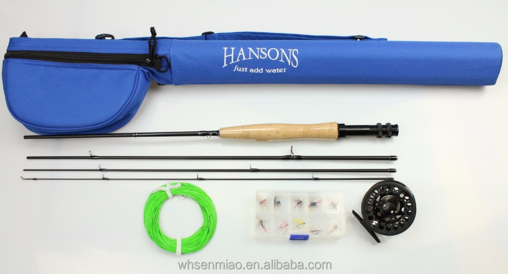 Hot Sale In Amazon For Fly fishing rod combo