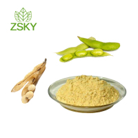 GMP Manufacturer Supply Food Grade Soybean Soy Isoflavones Extract