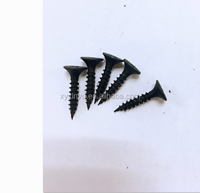<strong>C1022</strong> Heat Treatment <strong>black</strong> phosphate bugle head <strong>drywall</strong> <strong>screws</strong>