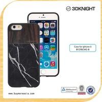 mobile phone assessories for Tpu iphone 6 plus marble case for iPhone 6 Plus