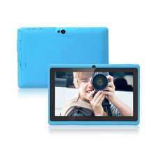 7 Inch A33 Quad Core Q88 Tablet PC With Flash Light