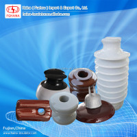Low and High Voltage Porcelain Electrical Insulators Fuzhou