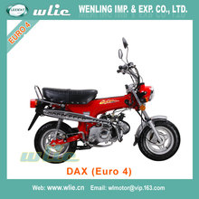High Quality Wholesale Custom Cheap 50cc baja monkey motorcycle and 125cc patent scooter ape cobra (eec approved) Dax (Euro 4)