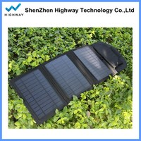 Alibaba hot!portable solar charger/folding solar panel