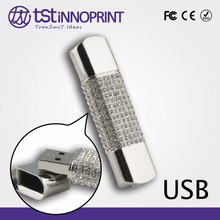 All Data Secure Promotional Custom Metal Flash USB Disk