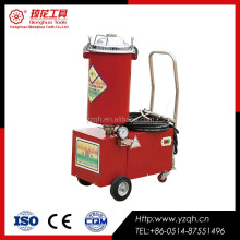 China cheap price electric automatic grease lubricator filling machine