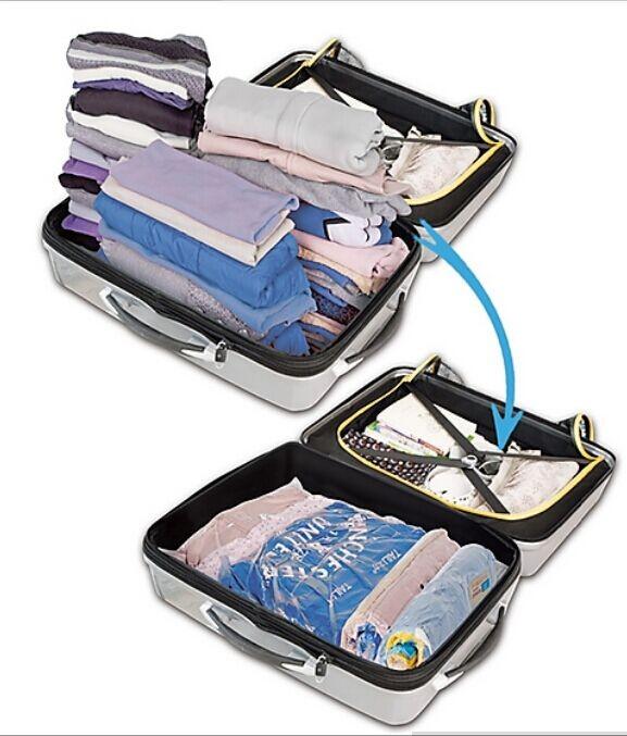 Travel Space Saver Vaccum Bags Travel Diaper Bag
