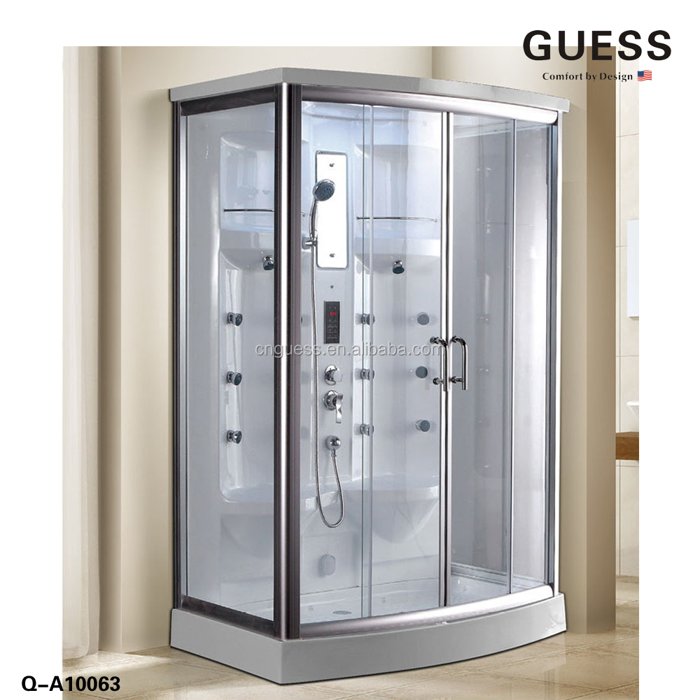 Steam in shower room modern design home steam room kits