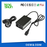 12v 10a 10ah automatic li-ion/lead acid battery charger