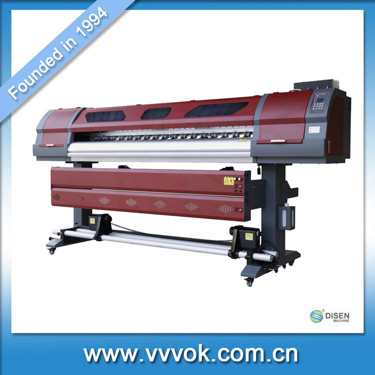 High precision 1.9M R series sky color printer inkjet