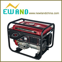 Electric start/190F OHV engine/Single phase/100% copper wire/15hp gasoline generator air cooled