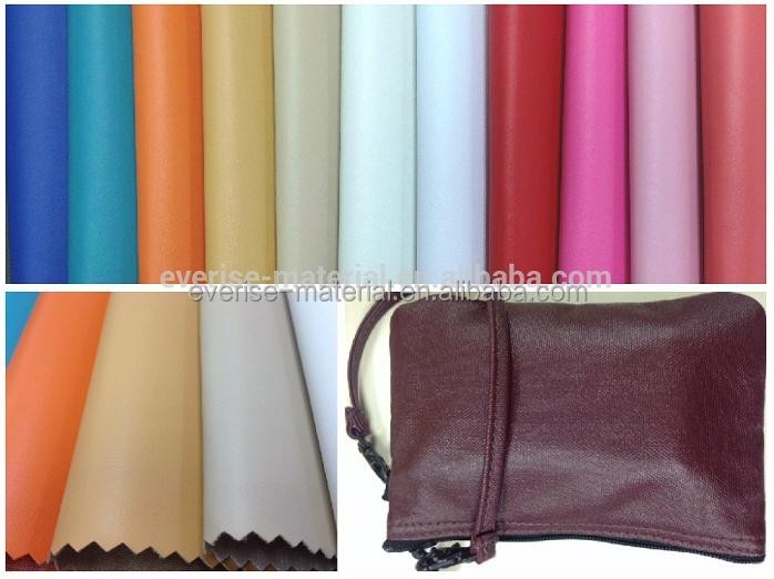 Hot Sale PVC Artificial Synthetic Leather For Bags And Shoes