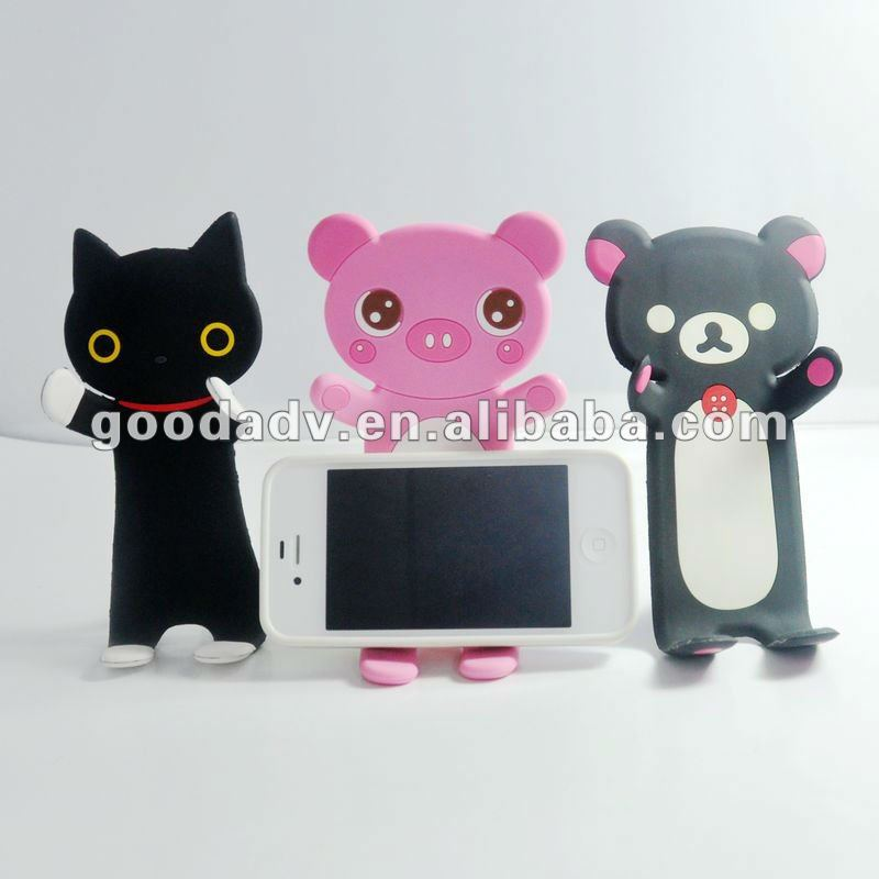 guangzhou factory made-----plastic mobile phone holder