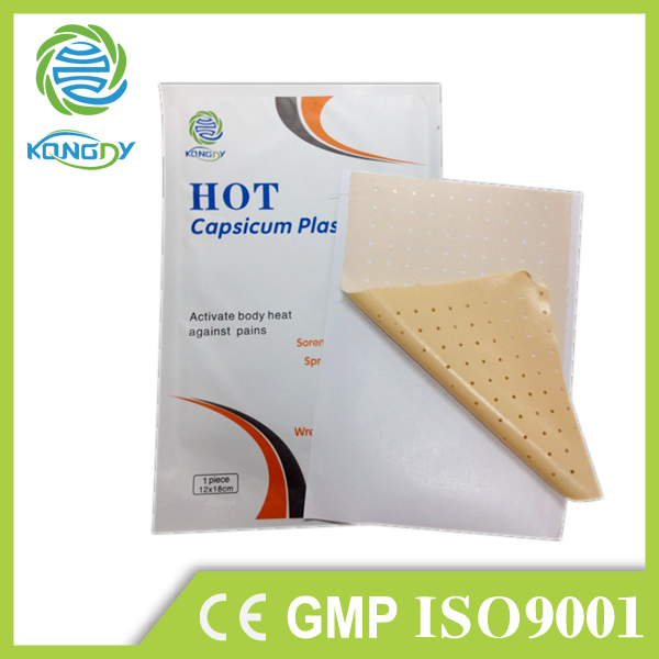 Free sample direct factory price Chinese herbal pain relief patch