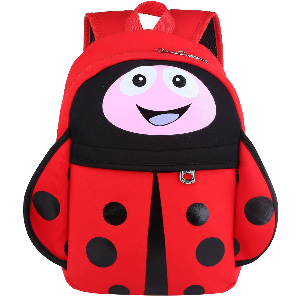 Basic model backpack 2016 school bag