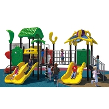 Open air rubberized and galvanized playground/customized open air play structure