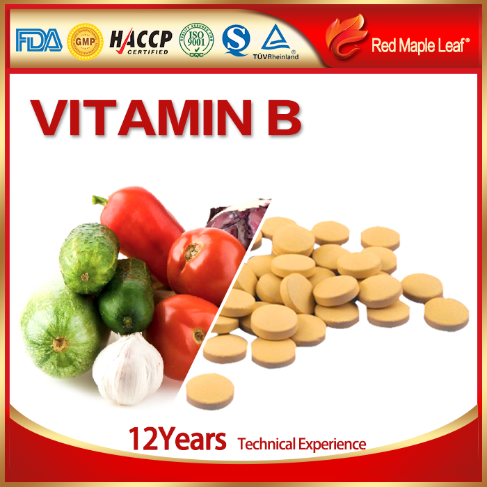 Skin Whitening Vitamin b1 b6 b12 b17 Chewable pellets Pills Tablets
