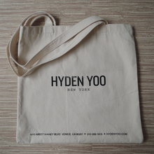 2016 customize wholesale china supplier cotton tote bag vogue foldable shopping bag