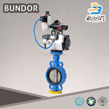Gost pneumatic actuator 4 inch awwa c504 butterfly valve