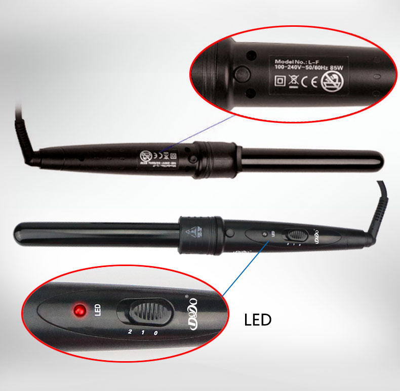 Best LED hair roller curler professional hair curler