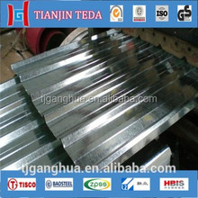 container galvanized corrugated steel plate