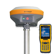 Smart application dual frequency best price Hi-target V90 gps survey equipment