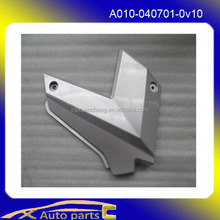 atv cf moto parts A010-040701-0v10, Left decorative cover for cf moto 650NK