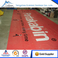 Made in China pvc waterproof cover