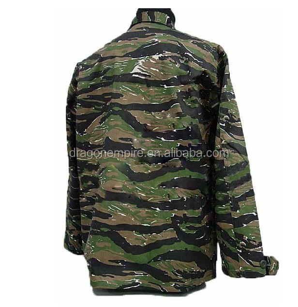 Tiger Stripe BDU uniform
