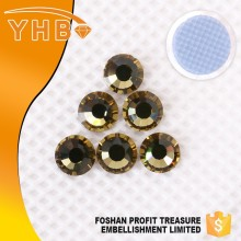 Wholesale stock loose gemstone diy new pattern nail art rhinestone yaxin resin stone