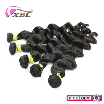 Factory price top quality fashional 100 percent human hair