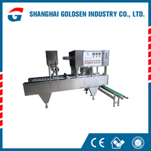 Multifunctional sealing machine manufacturers,cup water /milk /liquid filling sealing machine.cup filling machine for honey