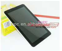 Cheap dual core tablet phone/ 7inch tablet pc phone MTK 6577/ sims card 3g gps 7 android tablet