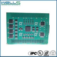 FR-4 Double Sided PCB SMT Assembly from Direct Manufacturer
