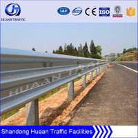 Cold Rolled Roadway Safety Road Barrier