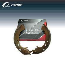 RSPEC Taiwan sales auto brake shoe for hiace