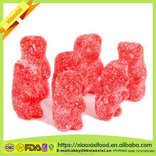 Sweets factory for sugar coated gummy candy