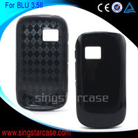 for Blu Dash 3.5 ii case, new tpu gel case for Blu Dash 3.5 ii. phone case for blu 3.5