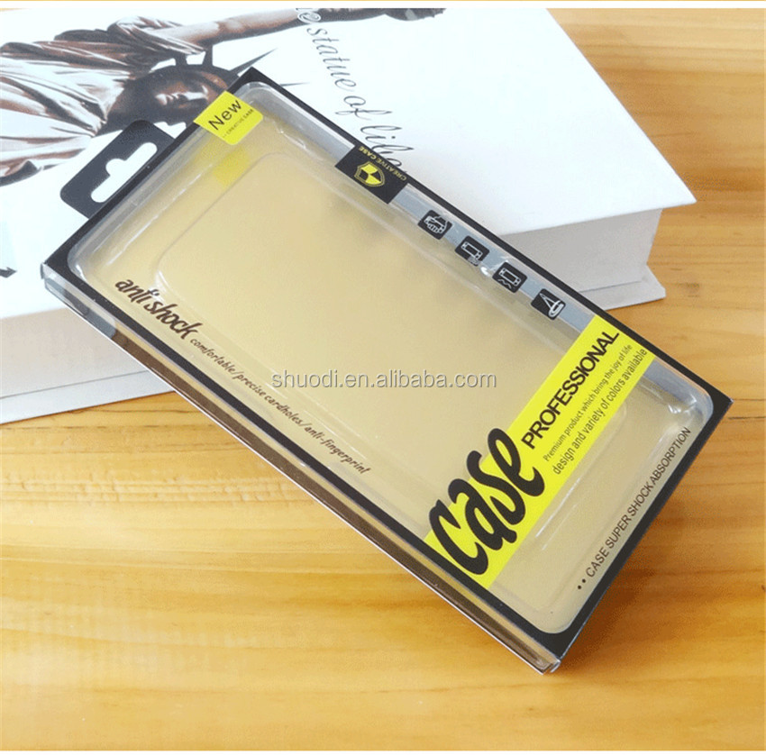 SUD Competitive Price Universal Clear PVC Package <strong>Box</strong> for Cellphone Cover Phone Case Packaging Boxes For LG K3 K4 K8 <strong>K10</strong> 2017